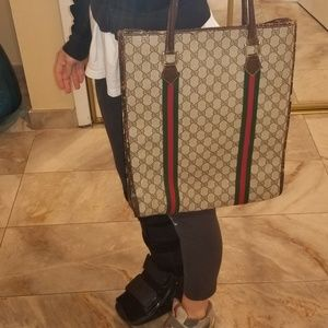 Gucci Bags - ❤️Gucci❤️ vintage tote